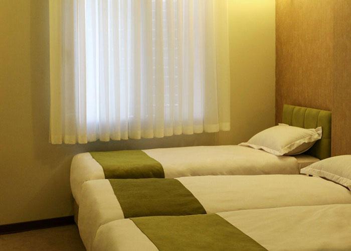 هتل مینو قزوین