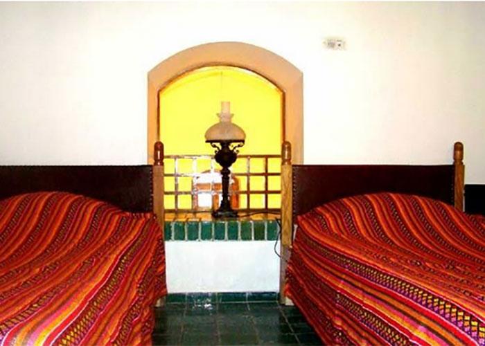 هتل جهانگردی نائین