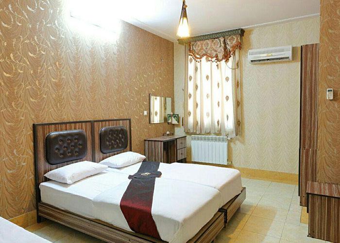 هتل آپارتمان نیاوران قم
