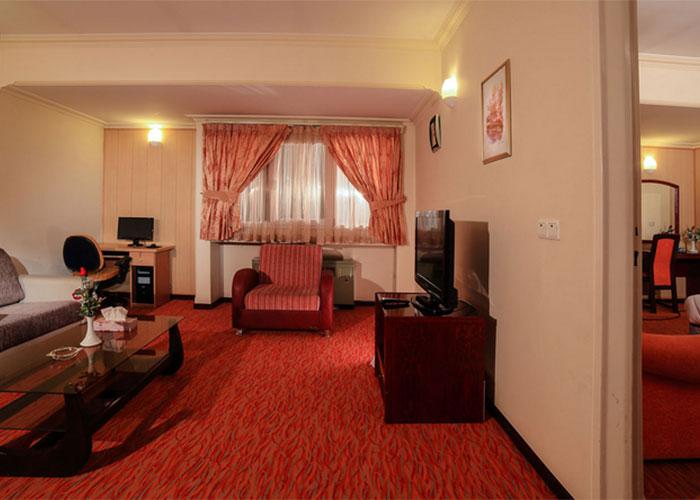 هتل جهانگردی ارومیه