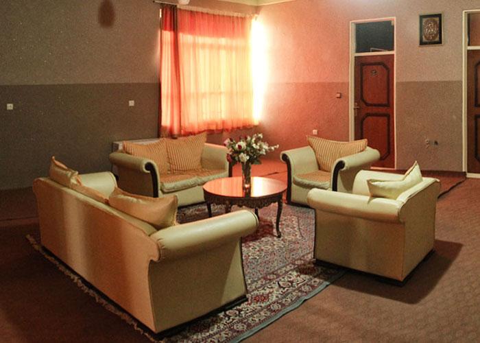 تصاویر هتل پرنیان خلخال