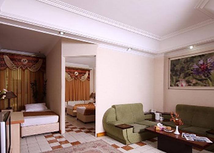 تصاویر هتل پارس تهران
