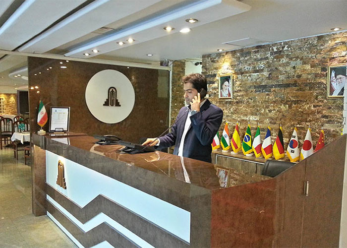 هتل پارسیان آبادان