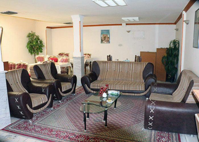 هتل پاسارگاد گناباد