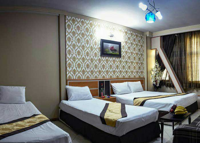 هتل آپارتمان پاوویون مشهد