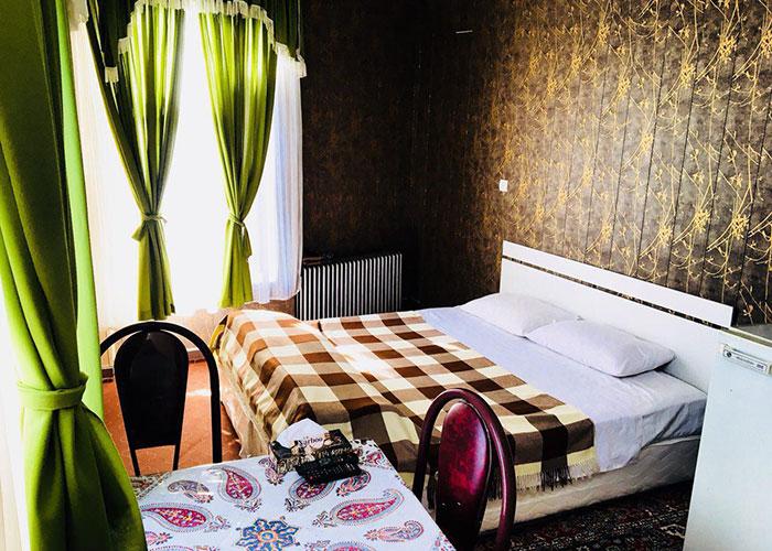 هتل راه کربلا کرمانشاه