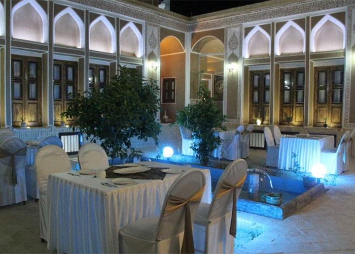 هتل سنتی رویای قدیم یزد