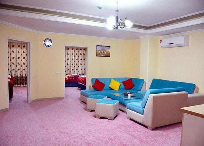 هتل آپارتمان صائب تبریز
