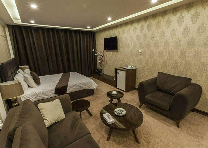 تصاویر هتل ثامن مشهد