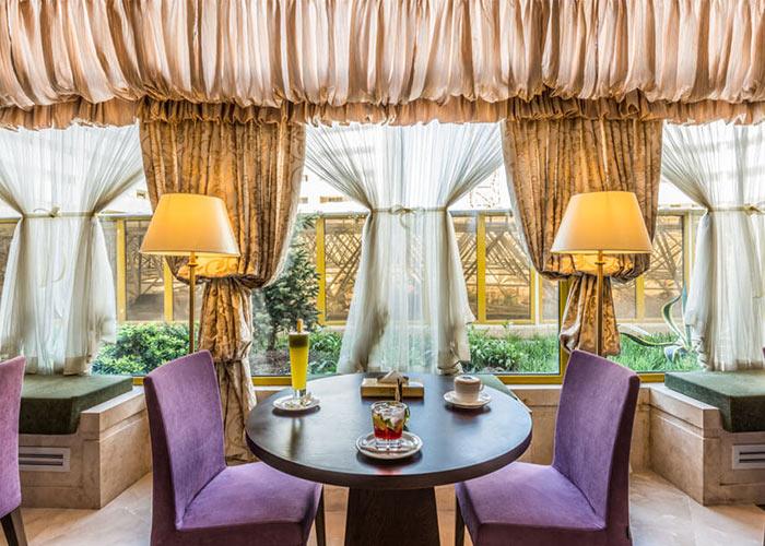 هتل آرمان مشهد