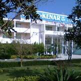 هتل سفید کنار بندر انزلی