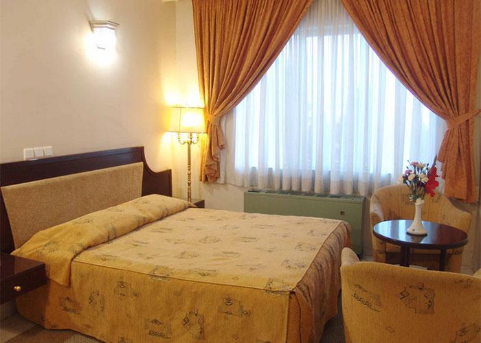 هتل جهانگردی سمنان