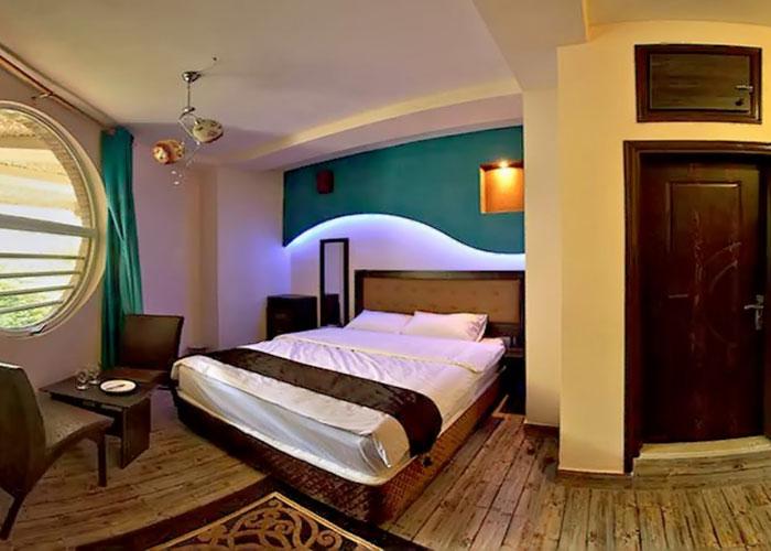 هتل شهاب گرگان