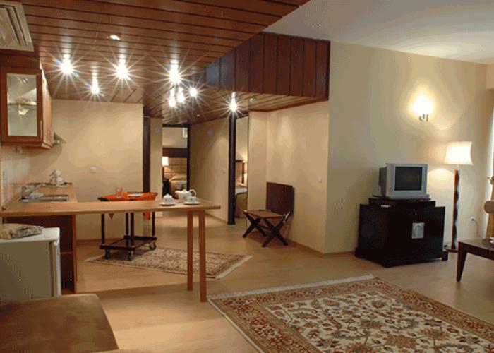 هتل بین المللی شهریار تبریز