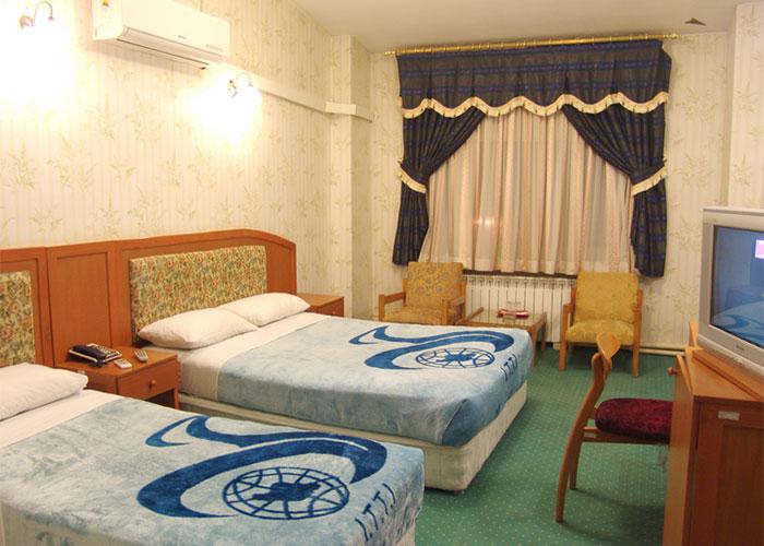 هتل جهانگردی شاهرود