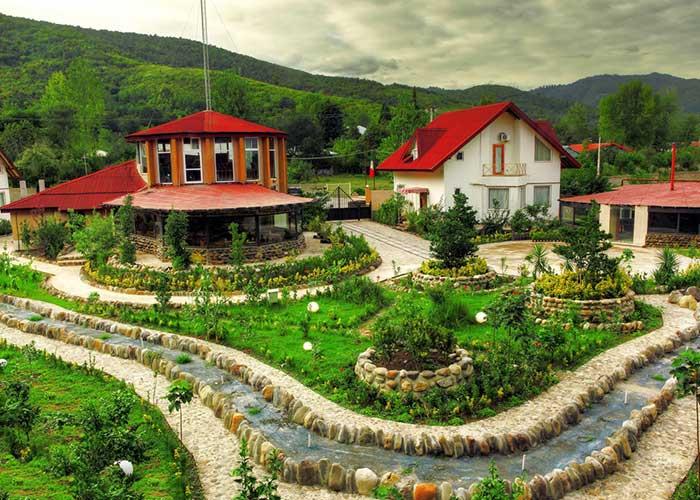 دهکده توریستی ملل شاندرمن ماسال
