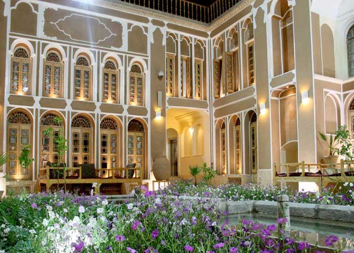 تصاویر هتل سنتی یزد