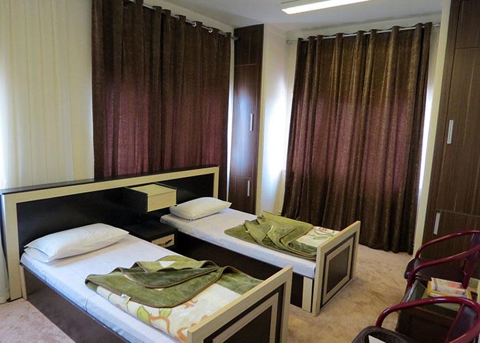 هتل شورابیل اردبیل