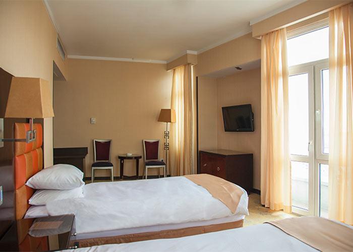 تصاویر هتل بزرگ تهران