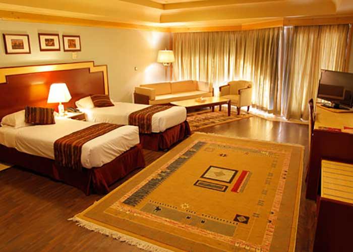هتل توریست توس مشهد