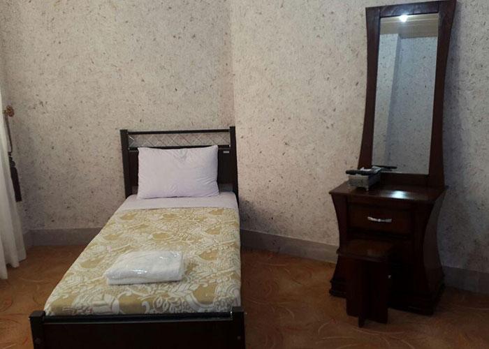 هتل ساحلی ونوس چابهار
