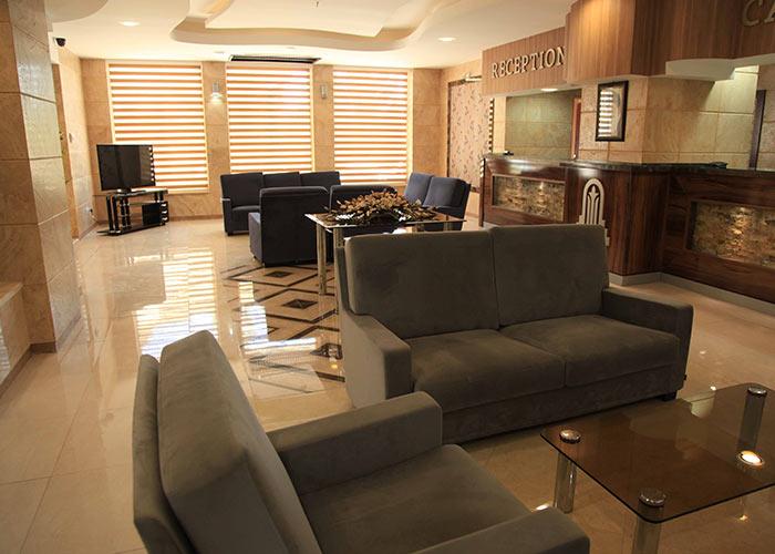هتل پارسیان آزادی یاسوج