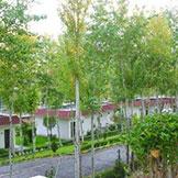 هتل جهانگردی زنجان