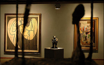 Image result for موزه هنرهای معاصر تهران